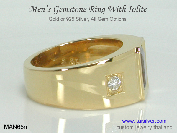 custom ring for men